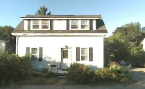 24 Carroll Street, Bangor Maine. Home of the Patrick and Catherine CONNELLY family from 1862 through 1932.